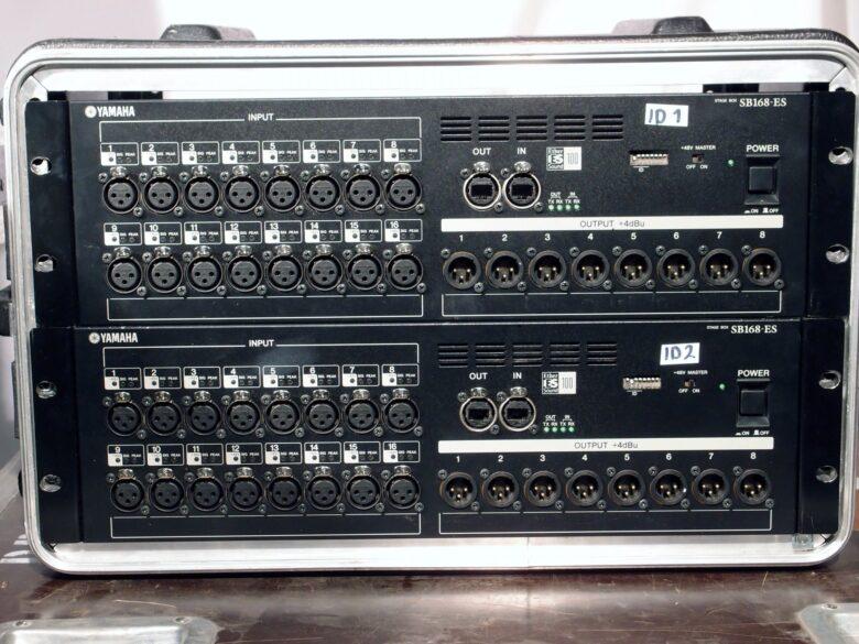 SB168-ES for LS9-32