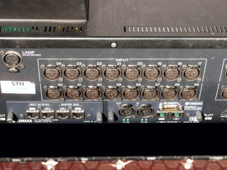 LS9-32 input side