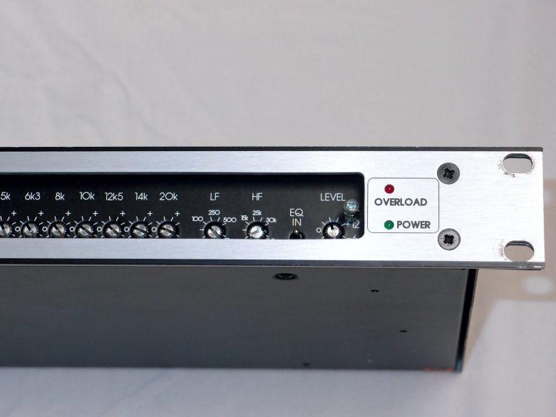 Klark Teknik DN330 detail