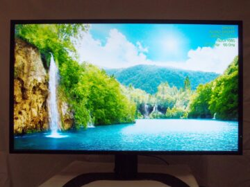 NEC Multisync X552S professional display