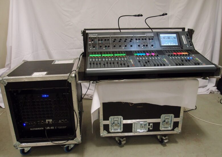 Allen & Heath ILive T112 IDR-48 Rack