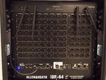 Allen & Heath iGR-64 used