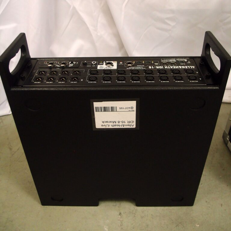 iDR-16 used in rack