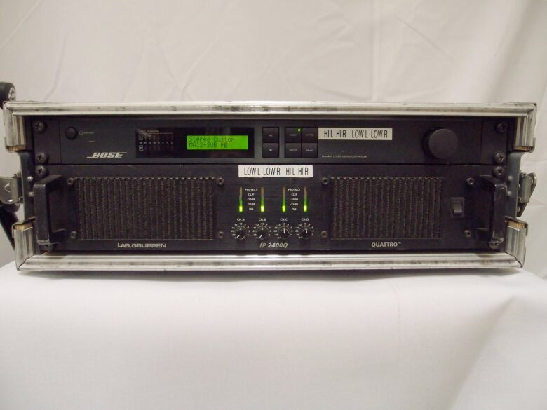 Bose MA12 with LAB 2400Q used