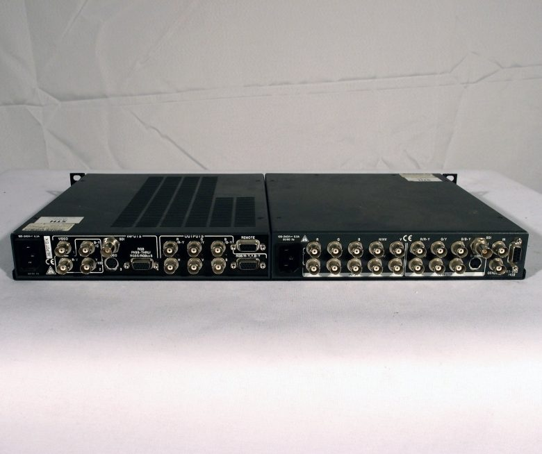 Extron VSC 700 & DVS 204 used