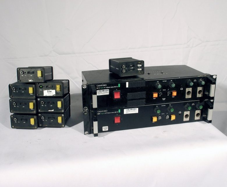 Canford tecpro MS721 intercom set