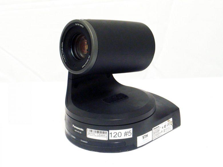 Panasonic AW-HE120 side view