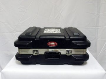 Used Panasonic AW-HE120 flight case