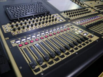digico sd8 in flight case used