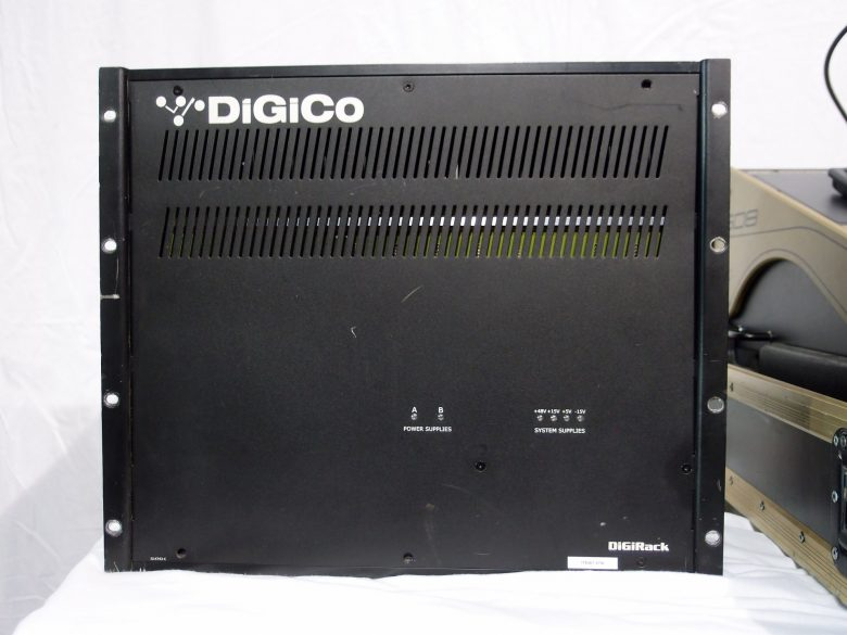 Digico digirack front view