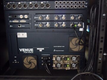 Avid Digidesign VENUE FOH Rack