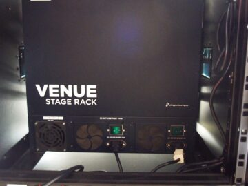 Avid Digidesign VENUE Profile Stage Rack