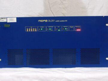 Midas DL251 system IO