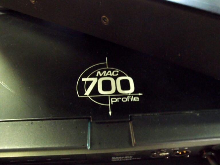 Martin MAC 700 Profile