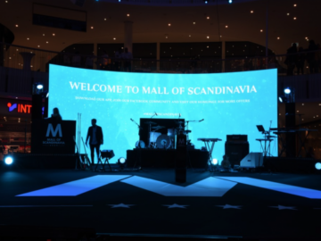 SLS P6 LED Video Wall System
