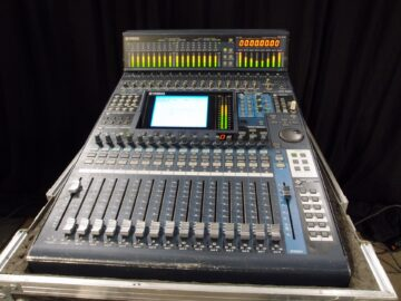 Yamaha DM1000 front view