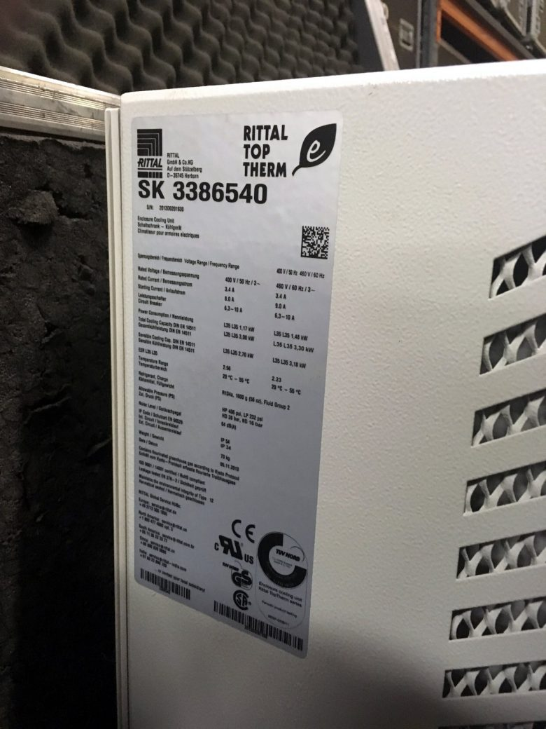 Rittal Top Therm SK 3386540