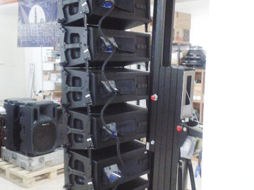 D.A.S. Audio Aero Active Line Array for sale
