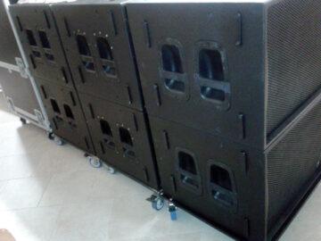 D.A.S. Audio Active Line Array for sale