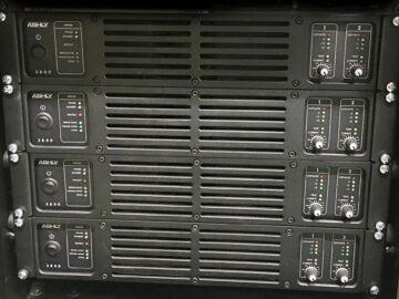 Ashly PA-3800 amplifier for sale