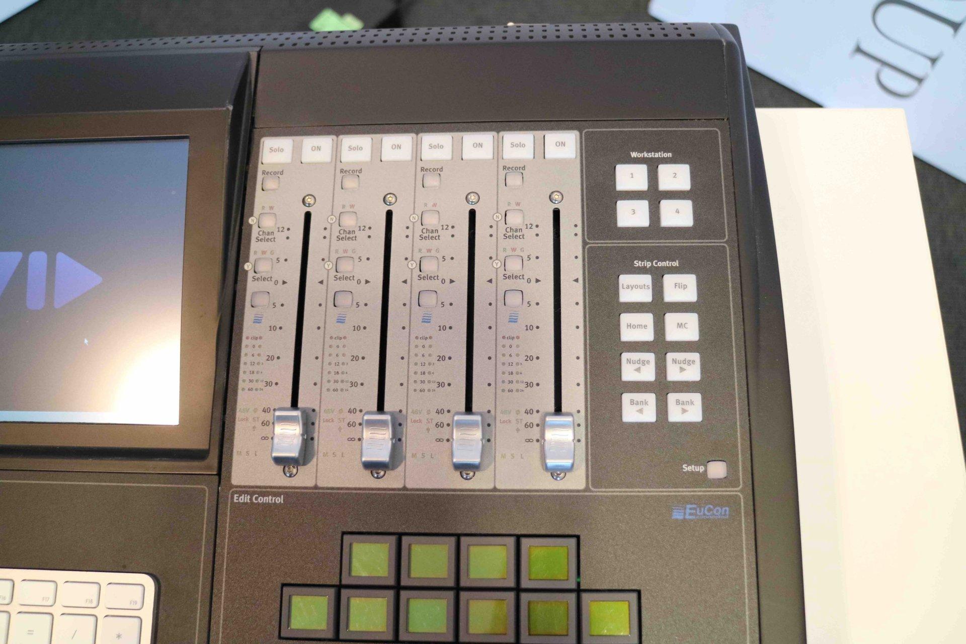 Euphonix MC Pro DAW Control Surface