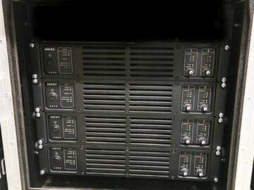 Ashly PA-3800 amplifier for sale