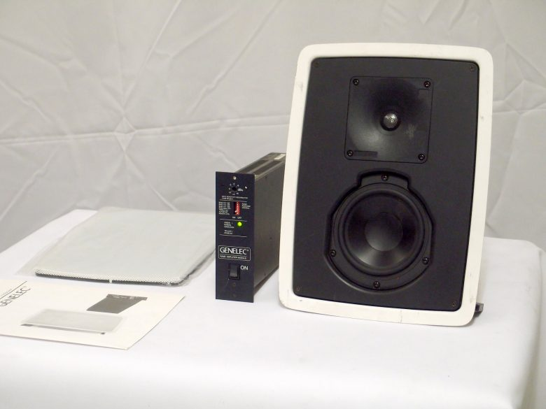 Genelec AIW25 Active In-Wall