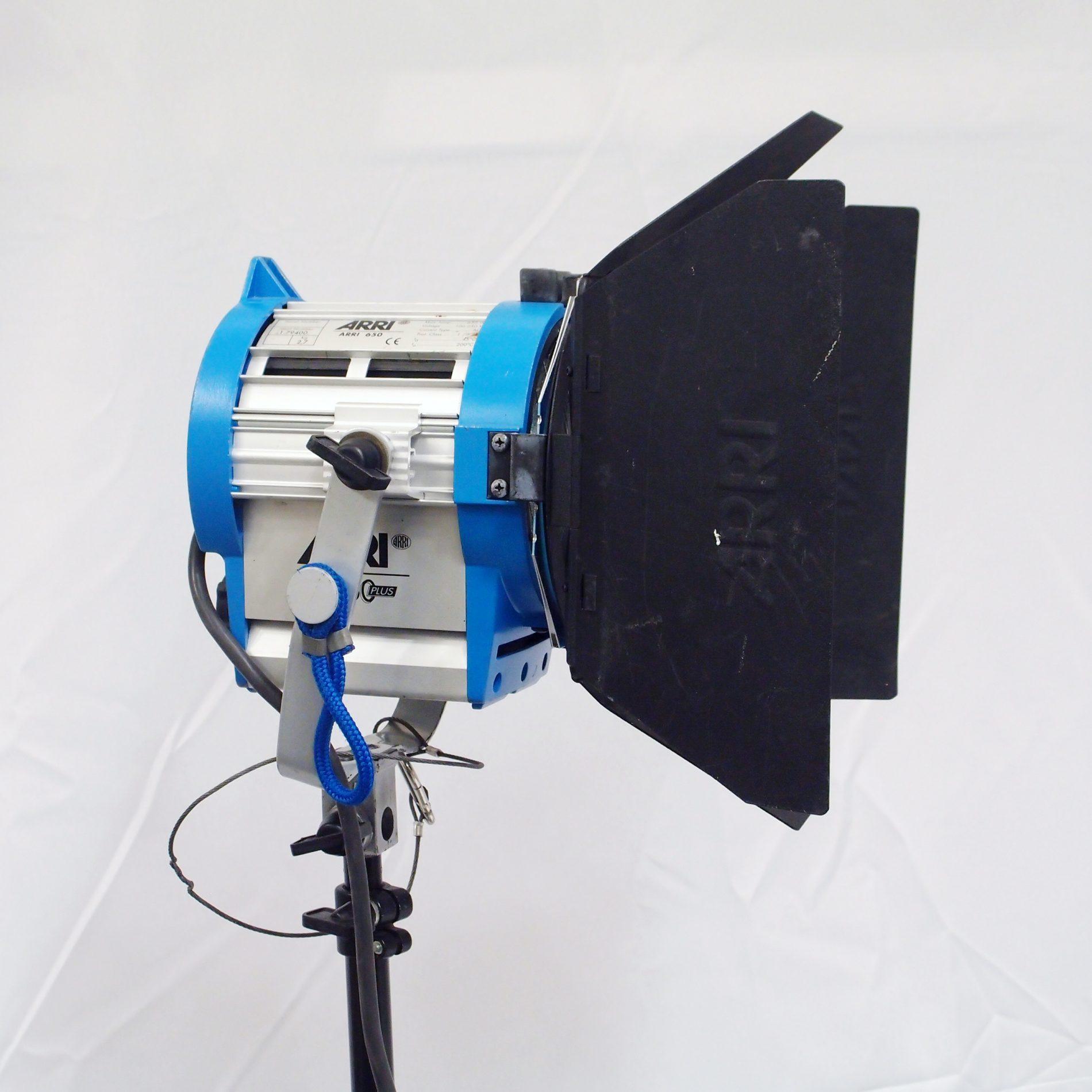 Arri 650 Plus – Buy from Gearwise – Used AV & Stage Equipment