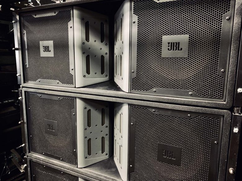 JBL Vertec 4888/4880 line array speaker system for sale