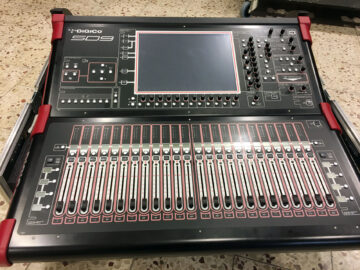 Digico SD9 console for sale
