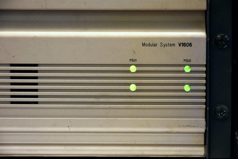 V1606 Dual PSU