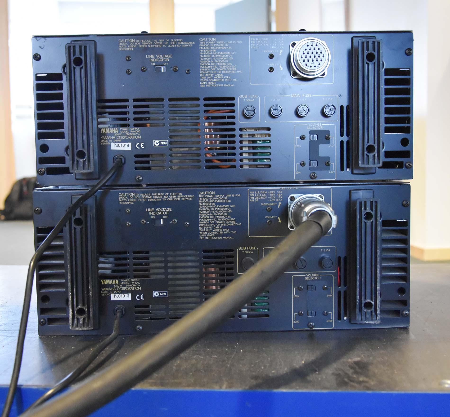 Yamaha PM3500-52 Mixing Console