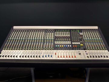 Soundcraft MH3-24 Mixing Console for sale