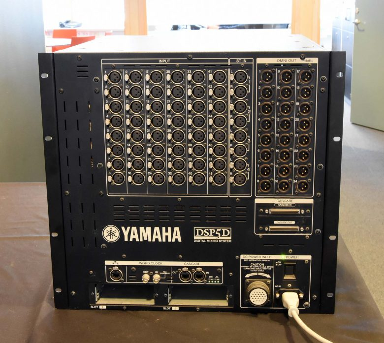 Yamaha DSP5D for sale