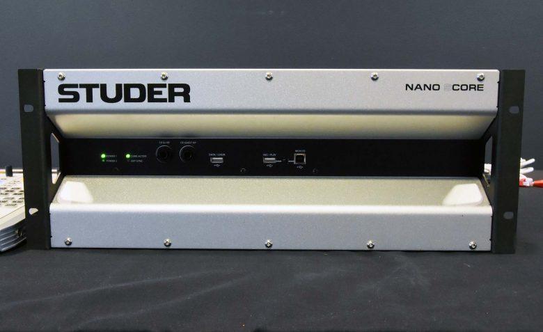 Studer Nano SCore for sale