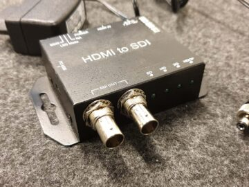 JMC HDMI to SDI converter for sale