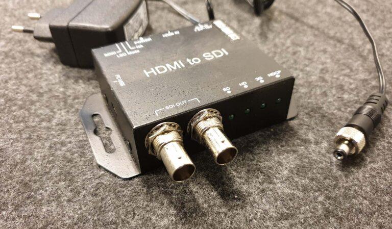 JMC HDMI to SDI converter for sale