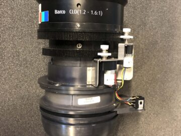 Barco CLD Lens for sale