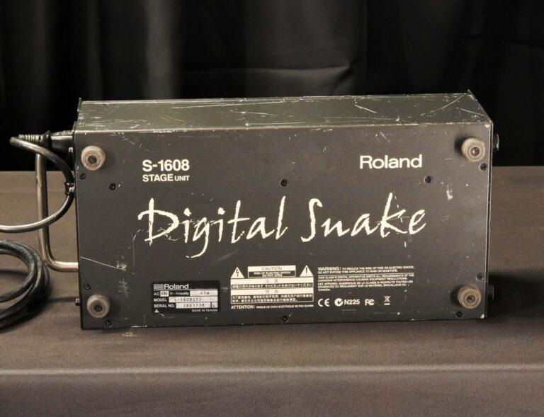 ROLAND S1608 stagebox for sale
