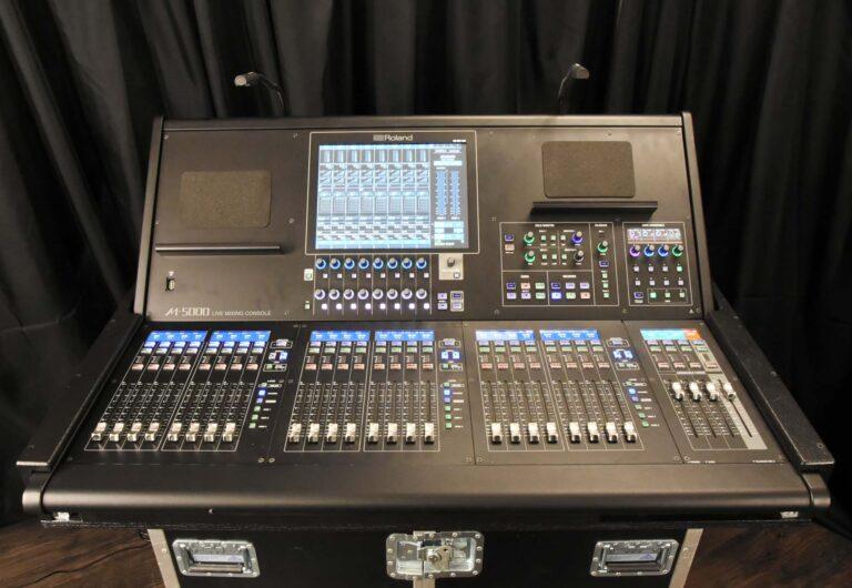 Roland M-5000 mixer for sale