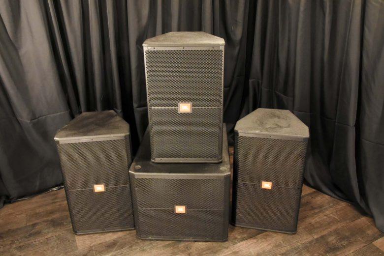 JBL SRX SRX715 SRX718S for sale