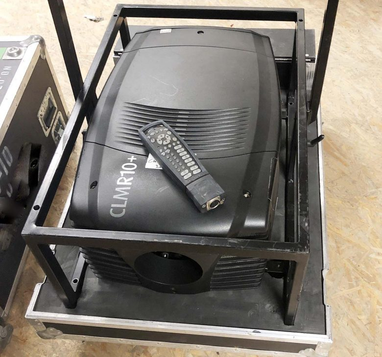 Barco CLM R10+ for sale