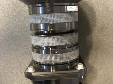 Barco QCLD Lens for sale