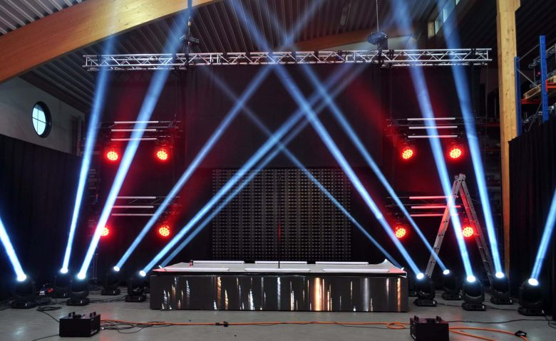 Abletech M3 LED wall for sale