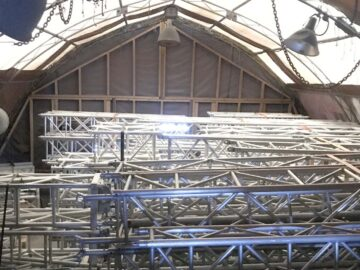 Eurotruss ST Pro Roof 20x14 Stage Package