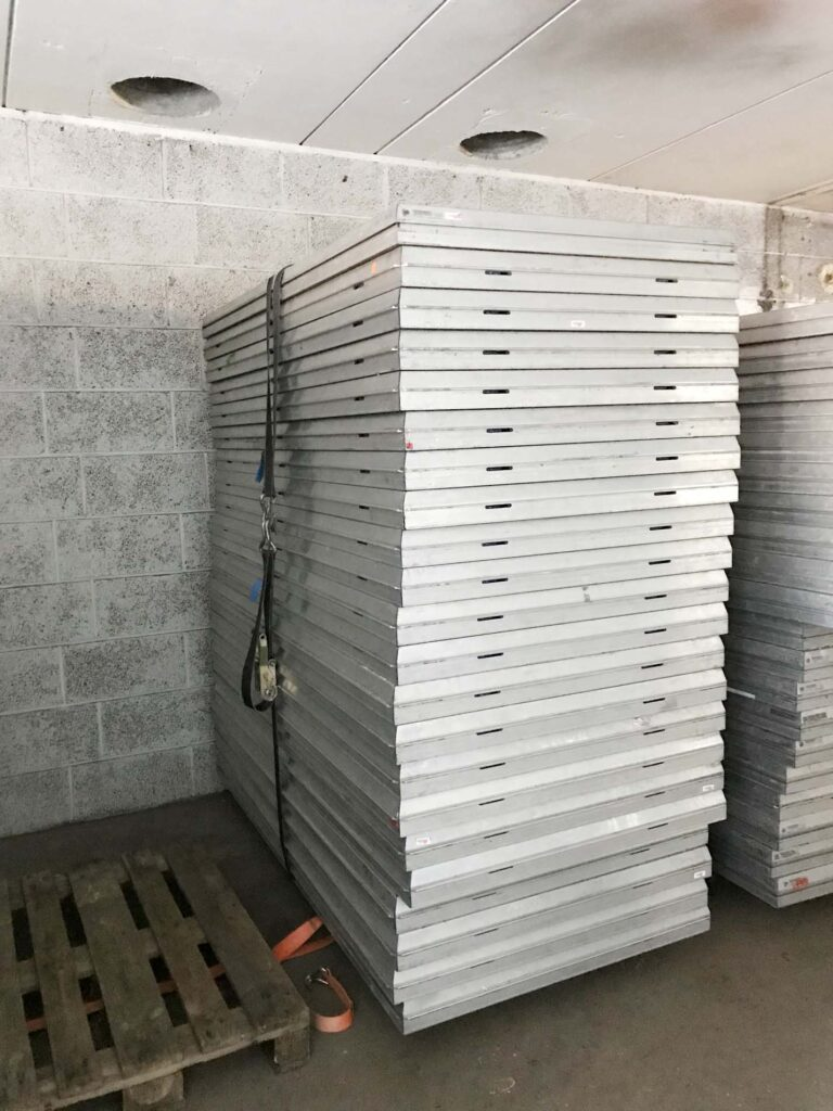 Eurotruss Stage Roof System for sale