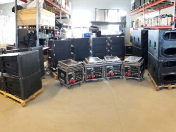 Nexo Line Array for sale