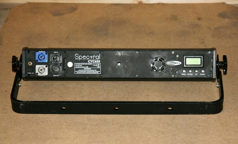 Spectral 650 CYC for sale