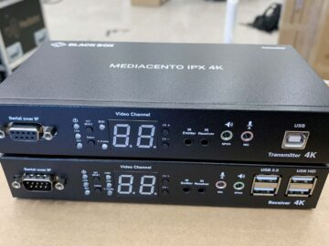 Black Box MediaCento IPX 4K For sale