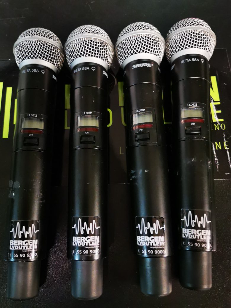 Shure ULX-D for sale